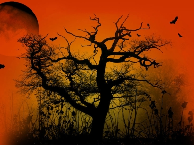 Halloween Powerpoint Background Image