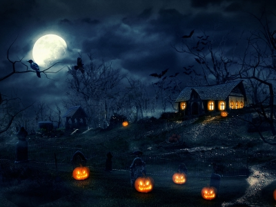 halloween powerpoint background photo #893