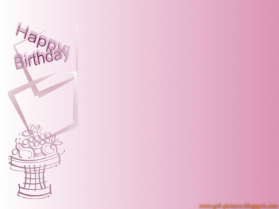 Happy Birthday Card Background Picture