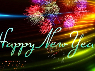 Happy New Year Hd Desktop Background Wallpaper