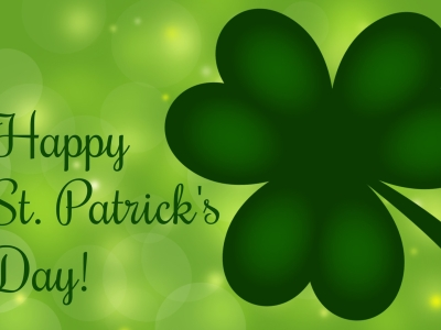 Happy Saint Patrick Background
