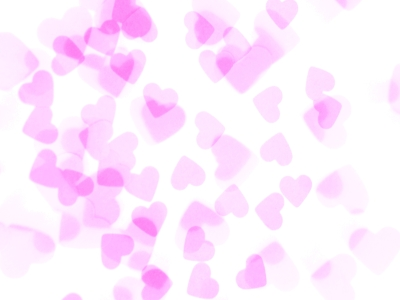 Hearts Powerpoint Background
