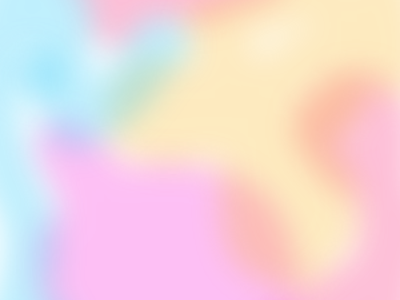 Heavy Pastel Color Background