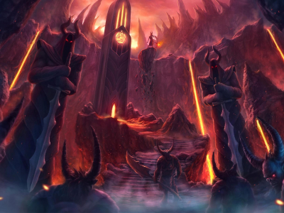 Hell Background Full Hd Images