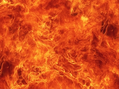 Hell Fire Background