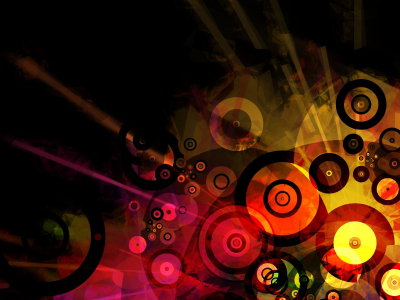 Hip Hop Colorful Background