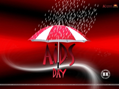 Hiv, Aids Day Background