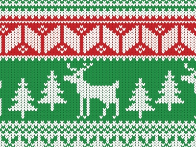 How To Create A Christmas Jumper Pattern Walpaper