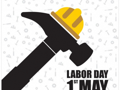 Labor Day Background Clipart