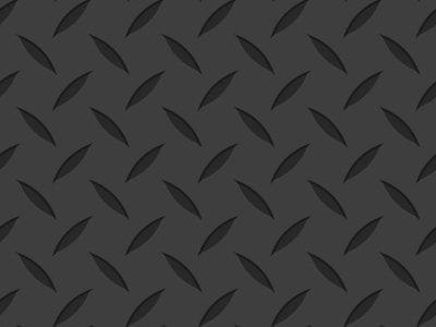 Light Dark Diamond Plate Metal Background