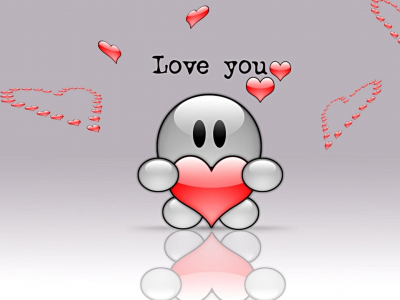 Love You Cute Images Hd Wallpaper