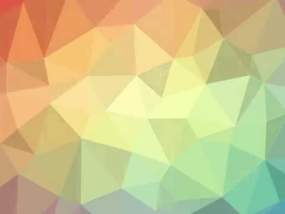 Low Poly Colors Hd Motion Background