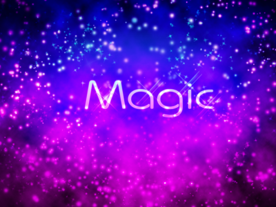 Magic Wallpaper Photo