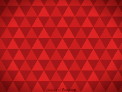 Maroon Triangle Background