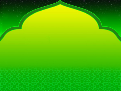 Mawlid Background Spanduk
