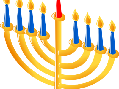 Menorahs Png Photos