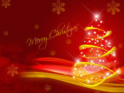 Merry Christmas Cards Background Pictures