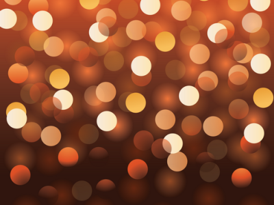 Metal Bokeh Background Vector