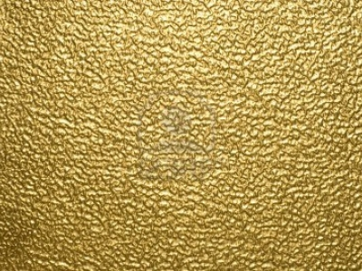 Metallic Gold Classical Background