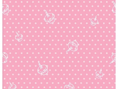 Minnie Mouse 1st Birthday Background