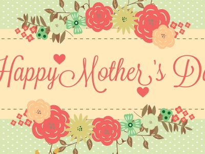 Mothers Day Background Template