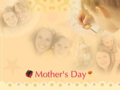 Mothers Day Wallpapers Template