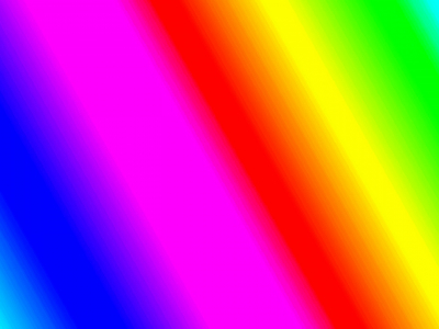 Multi Color Rainbow Background #3447