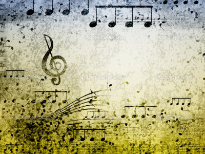 Clipart Image Music Notes