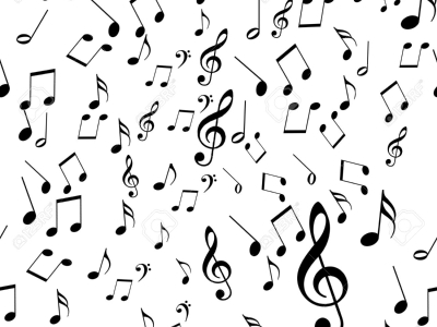 Best free Music Notes background #2600