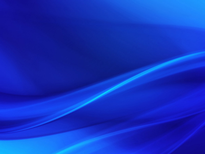 Natural Blue Abstract Wallpaper