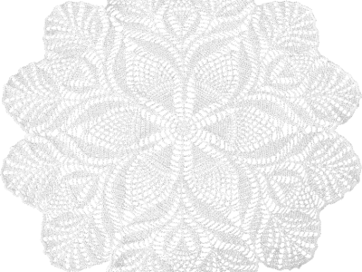 New Lace Transparent Background