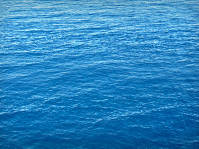 Ocean Background Is A Photograph