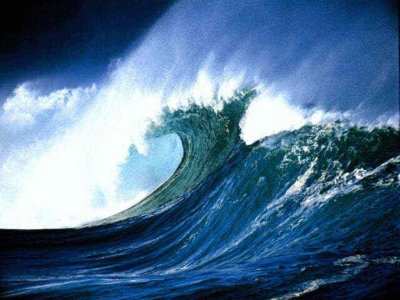 Ocean Waves Hd Wallpaper Picture
