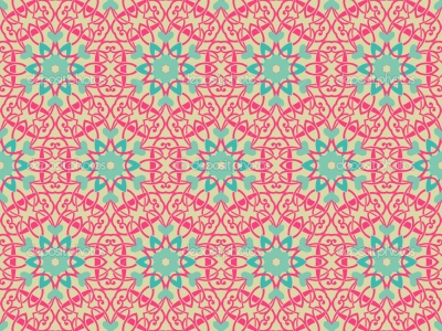 old vintage pattern background #3439