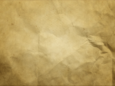 Old Wrinkled Paper Background