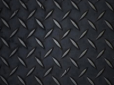 Opaqueness Diamond Plate Wallpaper