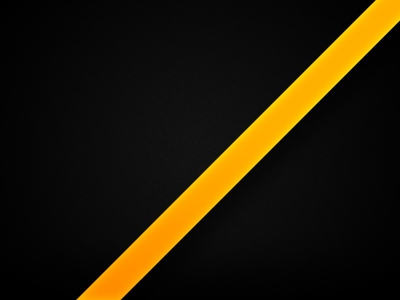 Orange And Black Line Background Abstract