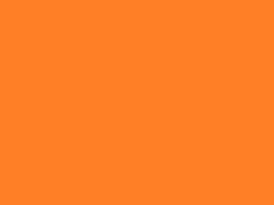 Background Template Orange