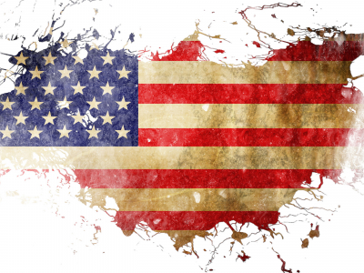 Pics Photos  New American Flag Background