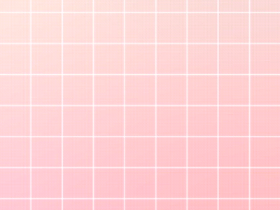 Pink Colored Grid Background