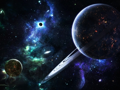Planets In Space Wallpapers, Backgrounds