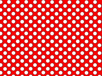 Template For Ppt Polka Dots
