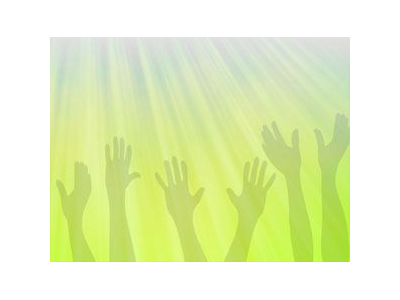 Praise And Worship Powerpoint Background #8522