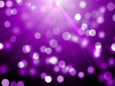 Purple Bokeh Background Hd
