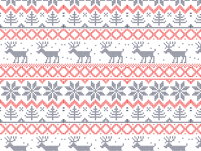 Purple Ugly Sweater Wallpaper