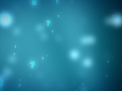 Question Mark Stock Footage Walpaper