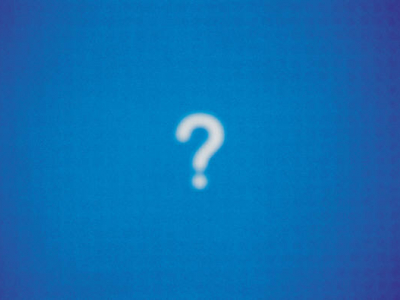 Question Marks  Blue Background Hd