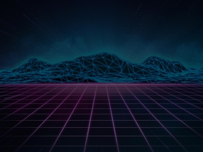 Rad Pack 80's Themed Hd Wallpaper
