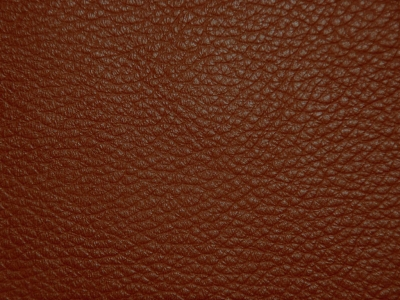 Real Brown Leather Background