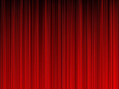 Red And Black Background Curtain